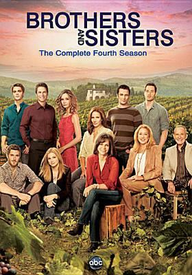Cover image for Brothers and sisters. The complete fourth season