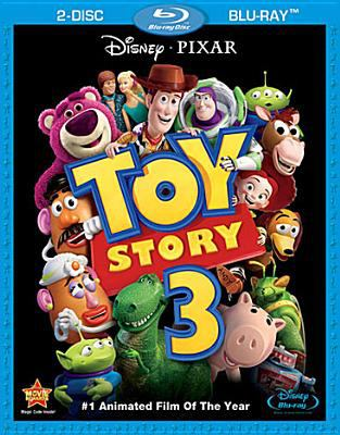 Cover image for Toy story 3