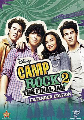 Cover image for Camp Rock 2 the final jam.