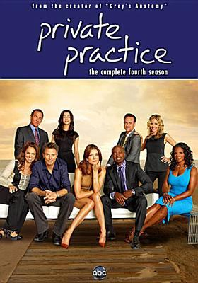 Cover image for Private practice. The complete fourth season