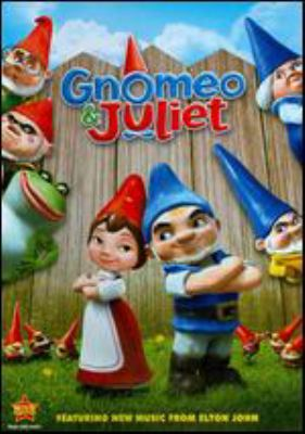 Cover image for Gnomeo & Juliet