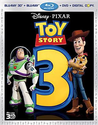 Cover image for Toy story 3 : 3D