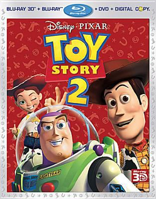 Cover image for Toy story 2 : 3D