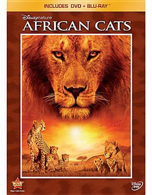 Cover image for African cats