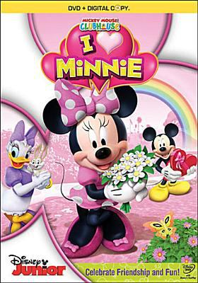 Cover image for Mickey Mouse Clubhouse. I heart Minnie.