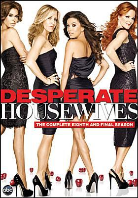 Cover image for Desperate housewives. The complete eighth and final season