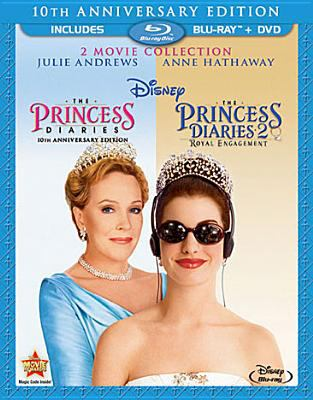 Cover image for The princess diaries