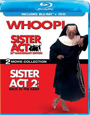 Cover image for Sister act Sister act 2 : back in the habit.