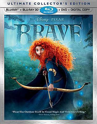 Cover image for Brave 3-D