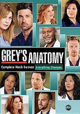 Cover image for Grey's anatomy. Complete ninth season