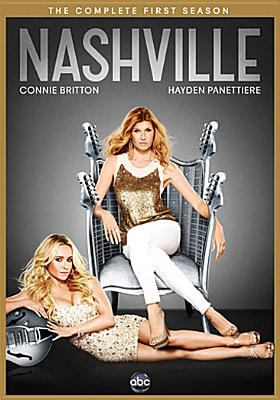 Cover image for Nashville. The complete first season
