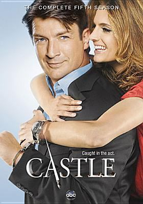 Cover image for Castle. The complete fifth season