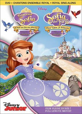 Cover image for Sofia the first. Once upon a princess