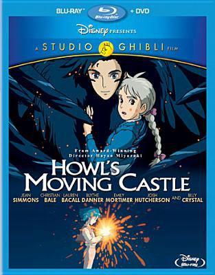 Cover image for Howl's moving castle Hauru no ugoku shiro