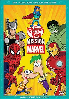 Cover image for Phineas and Ferb. Mission marvel