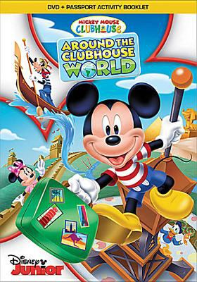 Cover image for Mickey Mouse Clubhouse. Around the clubhouse world