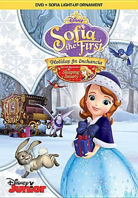Cover image for Sofia the first : Holiday in Enchancia
