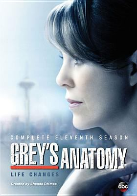 Cover image for Grey's anatomy. Complete eleventh season