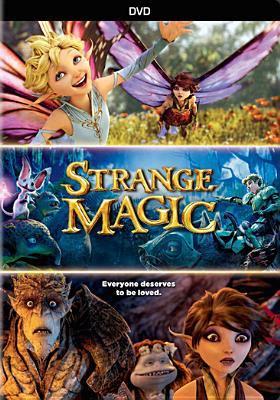 Cover image for Strange magic