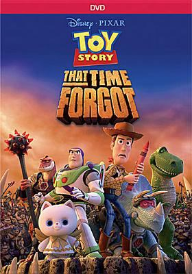 Cover image for Toy story that time forgot