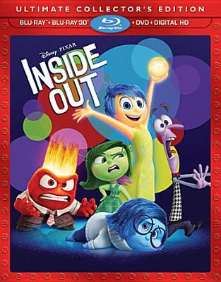 Cover image for Inside out [3D]