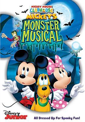 Cover image for Mickey Mouse Clubhouse. Mickey's monster musical.