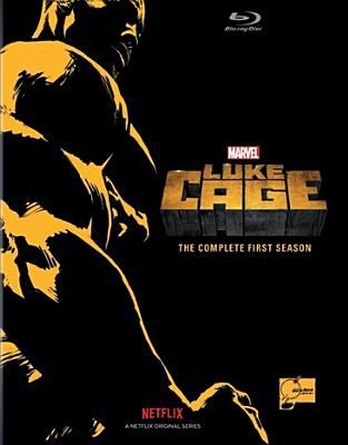 Cover image for Luke Cage. The complete first season