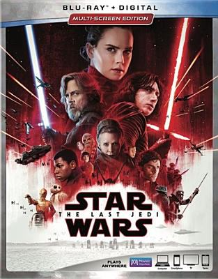 Cover image for Star wars. The last Jedi