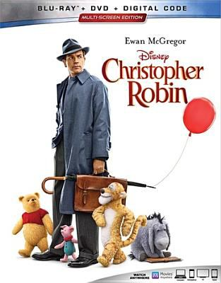 Cover image for Christopher Robin