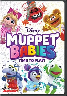 Cover image for Muppet babies. Time to play!