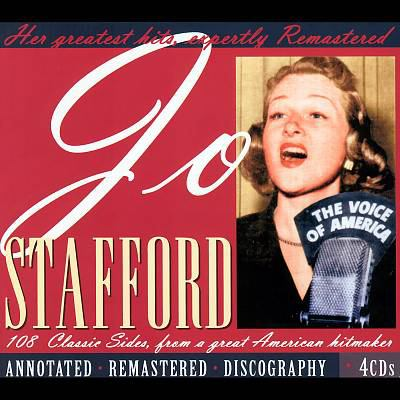 Cover image for Jo Stafford.