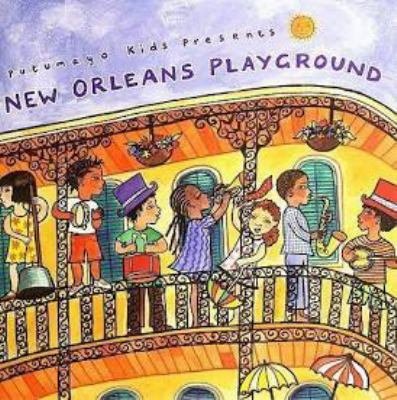 Cover image for New Orleans playground.