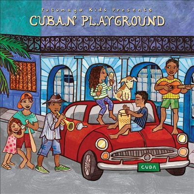 Cover image for Cuban playground.