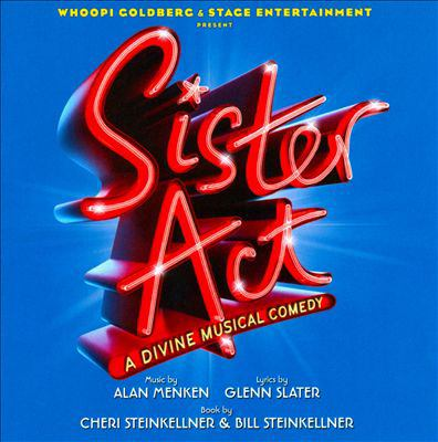Cover image for Sister act a divine musical comedy : original London cast recording