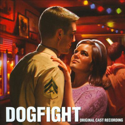 Cover image for Dogfight : original cast recording