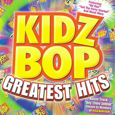 Cover image for Kidz Bop greatest hits