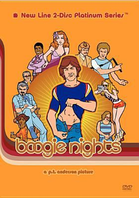 Cover image for Boogie nights