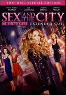 Cover image for Sex and the city
