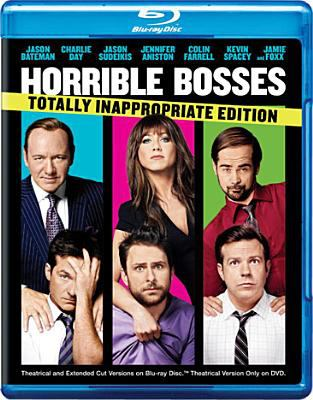 Cover image for Horrible bosses
