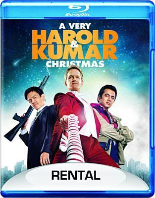 Cover image for A very Harold & Kumar Christmas