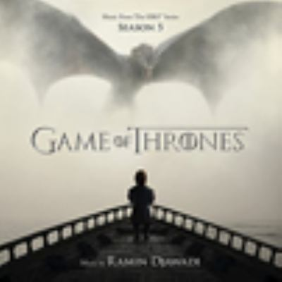 Cover image for Game of thrones. Season 5 : music from the HBO series