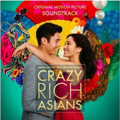 Cover image for Crazy rich Asians : original motion picture soundtrack.