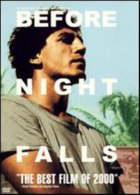 Cover image for Before night falls