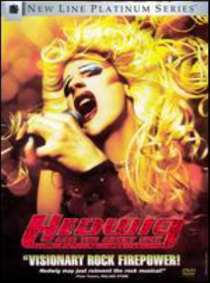 Cover image for Hedwig and the angry inch