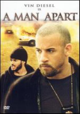 Cover image for A man apart