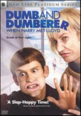 Cover image for Dumb and dumberer when Harry met Lloyd