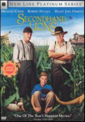 Cover image for Secondhand lions
