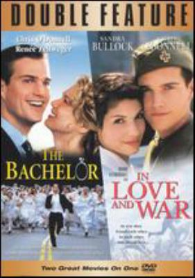 Cover image for The bachelor ; In love and war