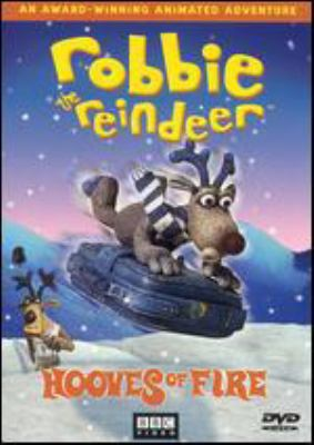 Cover image for Robbie the reindeer : Hooves of fire