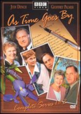 Cover image for As time goes by. Complete series 1 & 2